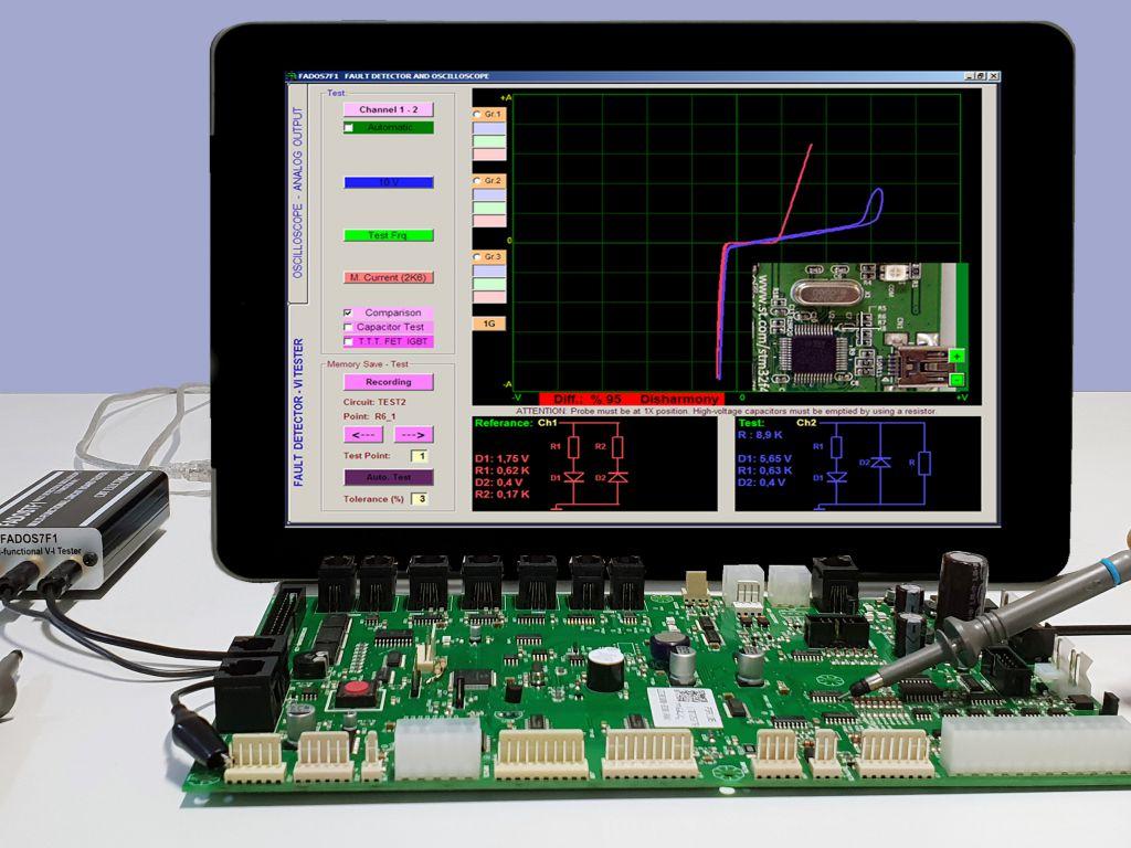 Circuit Board Tester for Repair