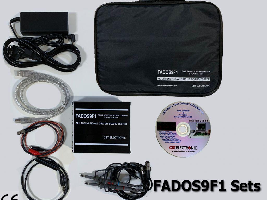 FADOS9F1 Sets
